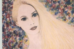 portrait-of-Joanne-Scott.-acrylics-on-board-4-x-4